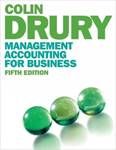 Management accounting for business amazon colin drury management accounting for business amazon colin drury 9781408060285 books fandeluxe