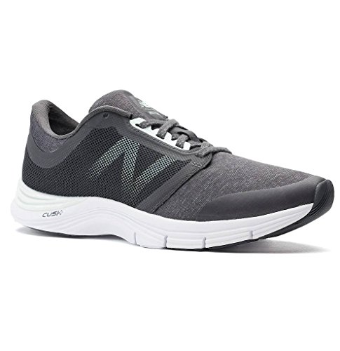 New Balance Women's 711 v3, Charcoal, 11 D US