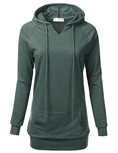 Terry Lined Hoody - 1