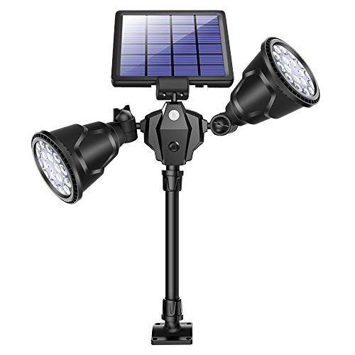 Solar Spot Lamps in US - 7