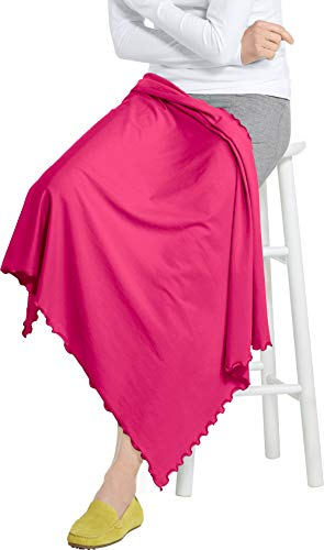 Coolibar UPF 50+ Sun Blanket - Sun Protective (One Size- Magenta) - Kids Magenta Apparel