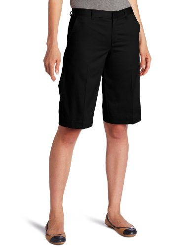 Dickies Juniors Plus Stretch Bermuda Short, Black, 17