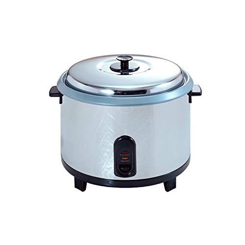 Boswell Commercial Equipment S160 Rice Cooker 17 Length 4.2 L 23 Cups 17 Width 10 Height 17 Length 17 Width 10 Height