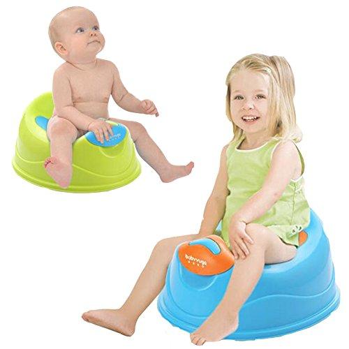 - GSCH 3-in-1 Soft Seat Toilet Trainer (Blue)