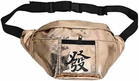 Engagement & Wedding Bags For Women 2019 New Fashion Neutral Outdoor Zipper Sequin Messenger Bag Sport Chest Bag Waist Bag Cross-shoulder Pocket