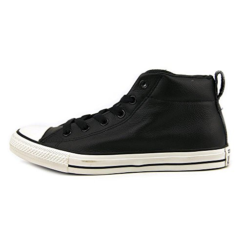 Converse Chuck Taylor All Star Via Sneaker Black White Leather