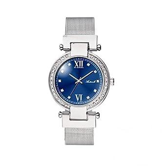 Armbanduhr Damen antoneli Stahl Blau 33 mm al0500 – 06