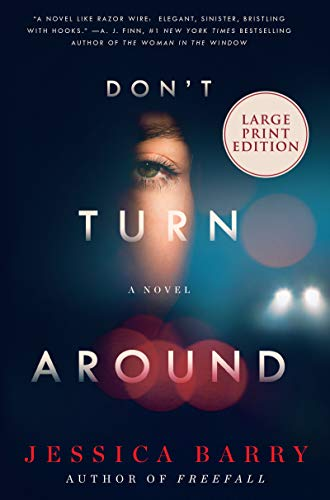 Book Cover: Don't Turn Around: A Novel