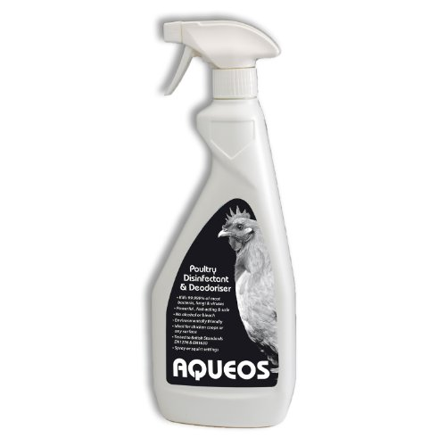 Aqueos Anti-microbial Poultry Disinfectant, 750 ml