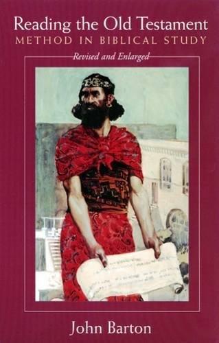 barton reading the old testament - 1
