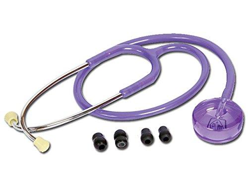 Gima 32528 – Estetoscopio trasparente, color