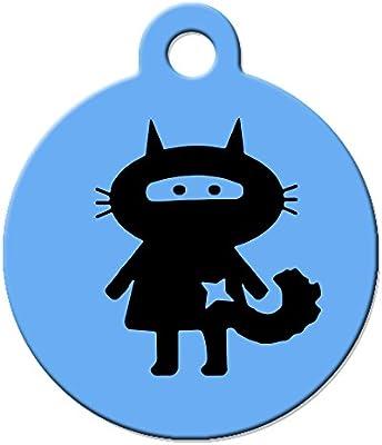 Pet Supplies : Funny Cat Pet ID Tag -
