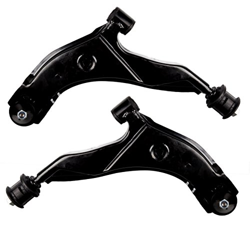 ECCPP Lower Control Arm with Ball Joint Assembly for 1995-1999 Hyundai Accent(2PCS)