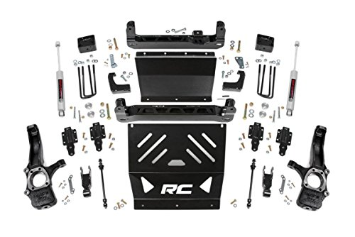 Rough Country 24132D - 6-inch Lift Kit 15-18 Chevy Colorado| GMC Canyon Diesel (Body Lift For Chevy Colorado)