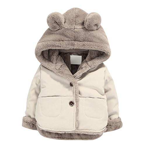 Amazon.com: NinkyNonk - Chaqueta de forro polar para bebé ...