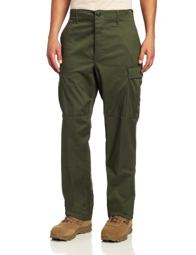 Propper BDU Trouser , Olive, Large Short (Propper International Cotton Trousers)