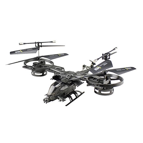 Remote Control Helicopter Reviews - AVATAR YD718 4CH 2.4G Remote Control Helicopter LED Light GYRO