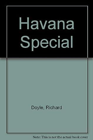 book cover of Havana Special
