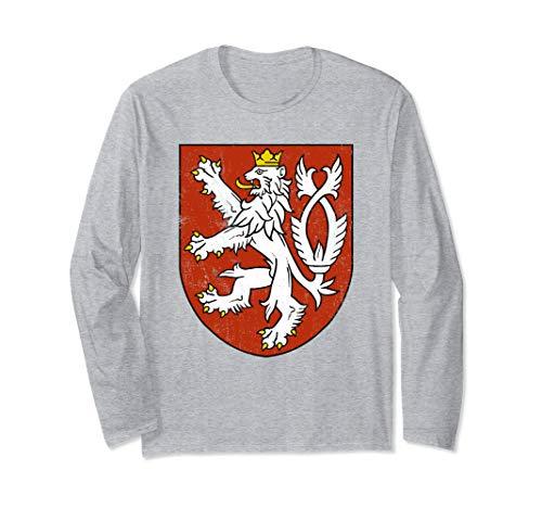 Czech Republic Soccer Style Jersey | Bohemian Coat of Arms