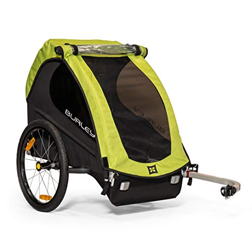 (Burley Minnow, 1 Seat Kids Bike Trailer )