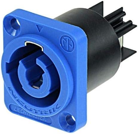 Neutrik Powercon Einbaubuchse Blau Nac 3 Mpa Musikinstrumente