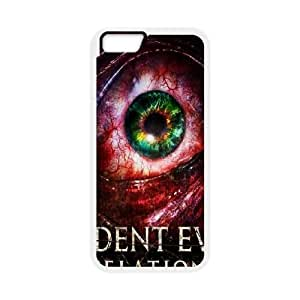 iphone6 plus 5.5 inch phone cases White Resident Evil cell phone cases Beautiful gifts TWQ06687899