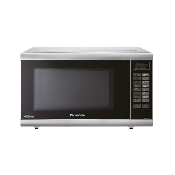 Panasonic NN-ST651M 32-Liter Inverter Technology Microwave Oven 220-Volts (Non-USA Compliant), European Cord 1