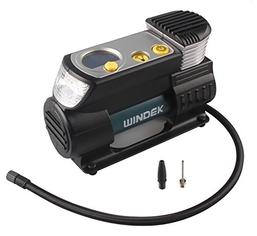 Windek RCP-B61A Rapid Digital Automatic Tire Inflator 12V Pump Compressor