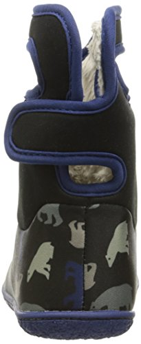Bogs Baby Bogs Wellies Classic Polar Bears Black Multi