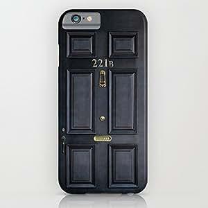 LarryToliver You deserve to have Classic Old sherlock holmes 221b door For iphone 5c CasesKimberly Kurzendoerfer