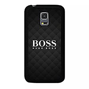 Contracted Hugo Boss Phone Case TPU PC Hard Samsung Galaxy S5 Mini Back Cover Protective Design Luxury Back Cover