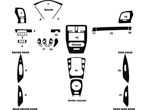 nissan leaf stereo kit - 1