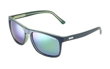 Sinner Erwachsene Sonnenbrille Oak Polycarbonat SINTEC Polarisiert, Matt Blau, SISU-719-50-P28