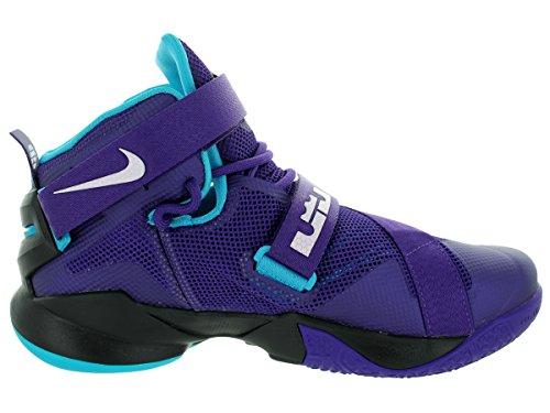 Nike Hypervenom Phelon Ii Ic Mannen Voetbalschoenen Paars / Wit / Zwart (rechter Paars / Wit / Blk / Bl Lgn)