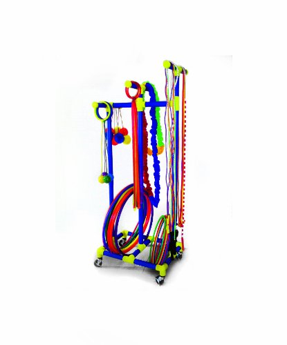 American Educational Products Large Jump Rope Rack