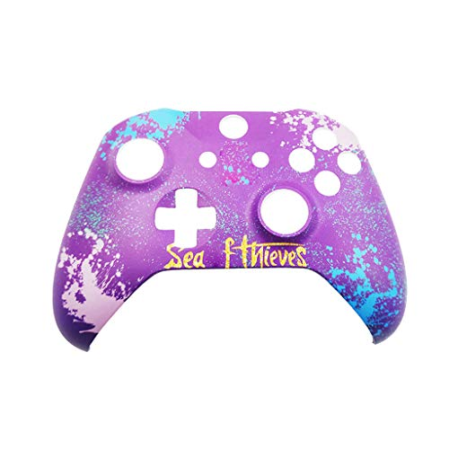 (Gamepads Magnetion Universal Front Top Faceplate Case Cover Handle Shell for ONE Slim/X Gamepad,Game Joysticks,Precise Control, Broad Compatibility,Good Gifts for Kids, Adult and Student (Purple))