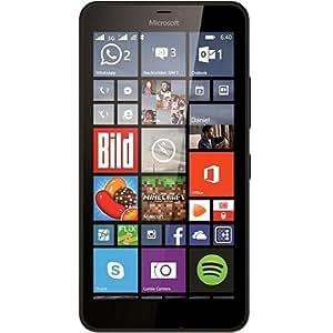 Nokia Lumia 640 XL 8GB Negro - Smartphone (SIM doble, Windows Phone, MicroSIM, GSM, WCDMA, Micro-USB)
