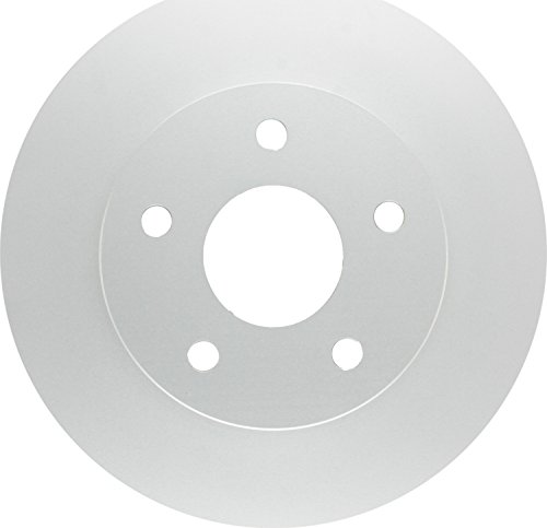 (Bosch 16010140 QuietCast Premium Disc Brake Rotor For 1999-2004 Jeep Grand Cherokee; Front)