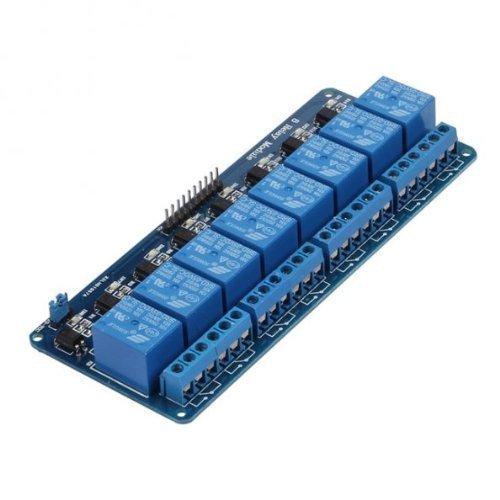 4 opinioni per Kuman 5V 8 Channel Relay Shield modulo per Arduino UNO R3 1280 2560 ARM PIC AVR