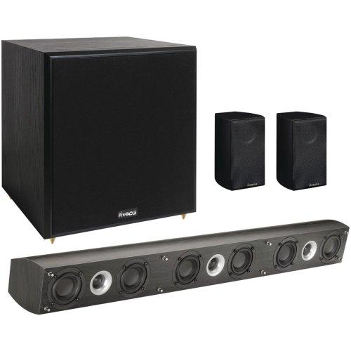Pinnacle Center 32400 5 1 Channel Speakers