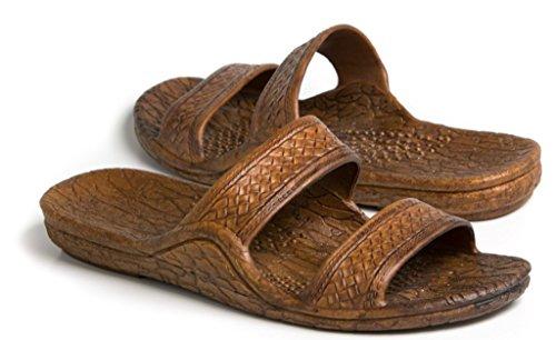 Pali+Hawaii+Adult+Classic+Jandals+Sandals+%288+D%28M%29+US%2C+Light+Brown%29