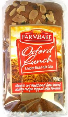 Farmbake Oxford Lunch Cake 540g (19oz)