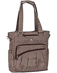 Lug Womens Ace Travel Tote, Brushed Walnut, One Size