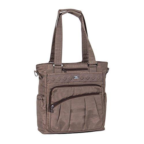 Lug Clothing, Shoes & Jewelry Bag Travel Tote, Brushed Walnut, One Size