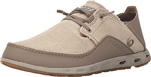 [Columbia Bahama Vent Loco Relaxed PFG Boat Shoe (9 D(M) US, British Tan Delta)] (British Columbia Costumes)