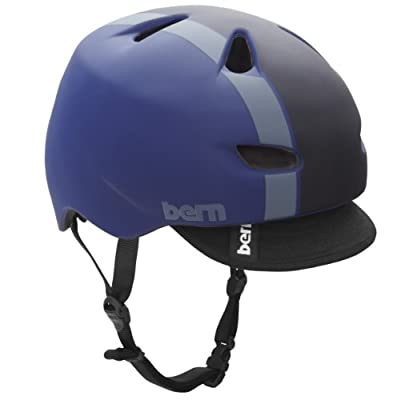 Bern Brentwood Summer Helmet with Visor