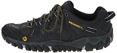 Merrell Men's All Out Blaze Aero Sport Hiking Water Shoe, Black, 7 M US by Merrell (Image #5)