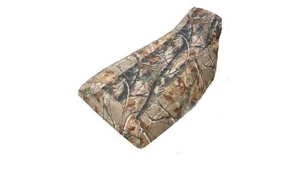 Eavdesign seat cover COMPATIBLE With HONDA TRX 300 FOURTRAX MODEL YEAR 2000 REALTREE APG Will Custimize color upon request
