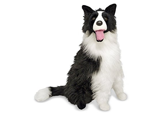 Melissa Doug Giant Border Collie