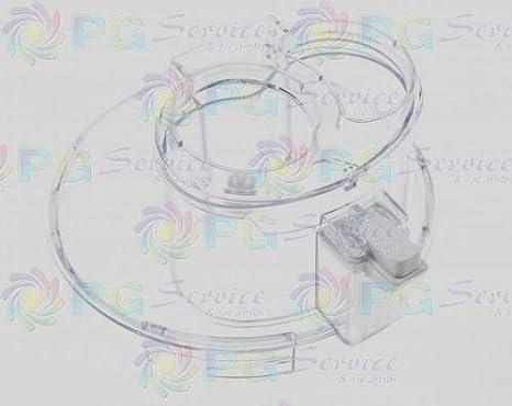 Ariete ciotola tazza recipiente contenitore vasca tazza robot Robomax Metal 1786
